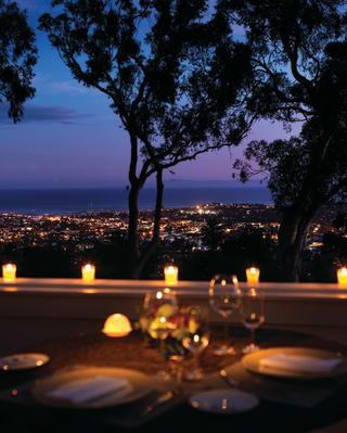 noches de película al aire libre en Santa Bárbara