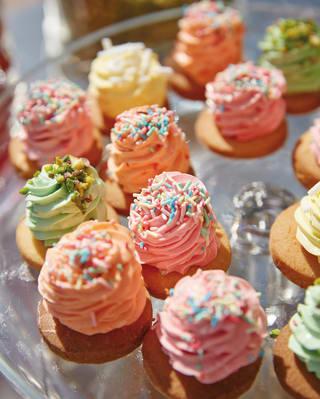 Belmond Hotel Caruso, cupcakes