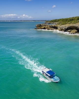 sea excursion near bali