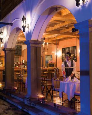 Celebrate in Cusco, Senzo Bar, Belmond Palacio Nazarenas