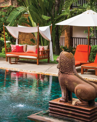 Pool, Belmond La Résidence d'Angkor