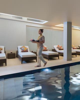 Kong Kea Spa, pool