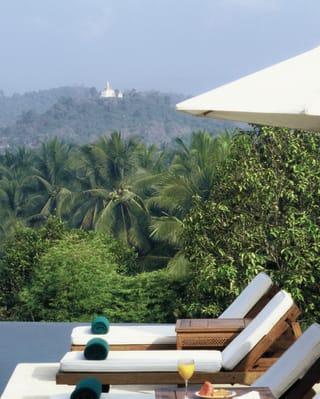Meditation in Laos