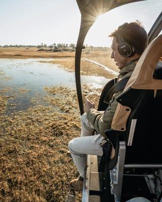 Helicopter Safari